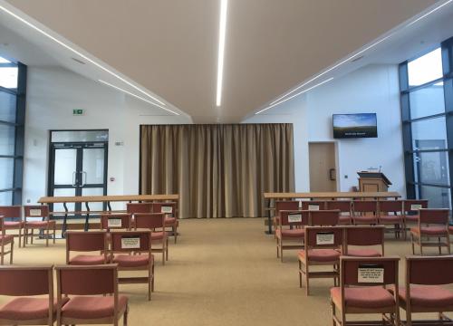 About the Service at Wealden Crematorium