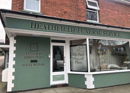 Funeral Directors in Heathfield
